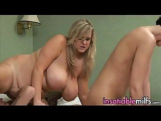 Huge Tits Wife Fucking My Cock While She Gets Her Pussy Licked