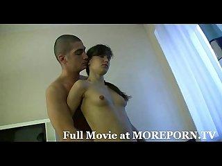 Sexy teen fucked hard