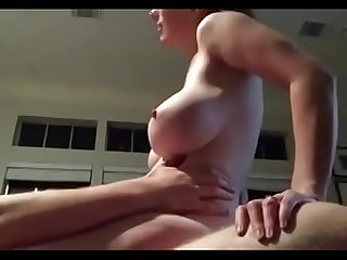 Sexy big tits riding dick more Videos at myvixencam com mp4