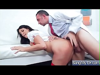 Hard adventure sex with doctor and patient reagan foxx video 24