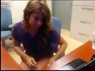 Horny milf fuck her pussy in office snapgfs Net
