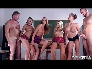 Fucking in glasses with christen courtney angel blade during school hours