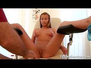 Fucked during her gyno exam