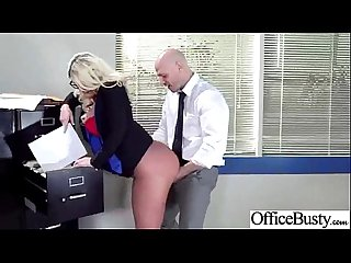 (julie cash) Sexy Girl With Big Tits Get Banged In Office video-05