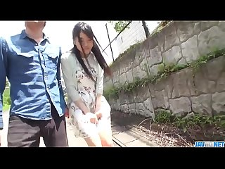 Misaki oosawa blows dicks then fucks in perfect outdoor more at javhd net