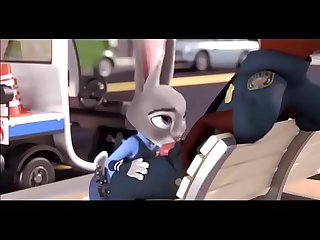 Blowtopia-Zootopia-Parody - Best Free 3D Cartoon
