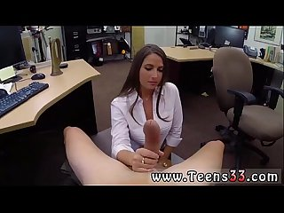 Bangbros handjob and amateur interracial double penetration PawnShop