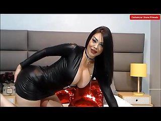 Modelo bailando para que te masturbes- webcam model- KendraParker