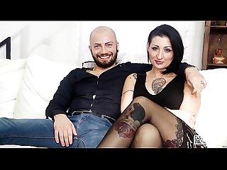 Casting alla italiana sesso violento per l italiana lady muffin E un cazzone