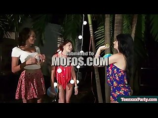 Amateur teen babes party xxx hardcore movie 06