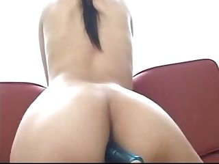 Hot asian blowjob