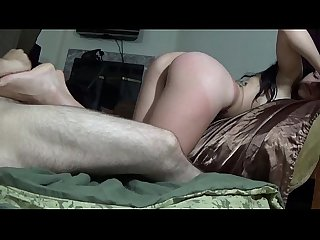 Night footjob hd