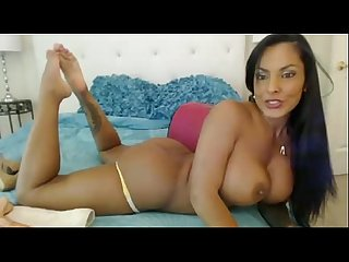 Sexy Latina Teases on Cam - More at Sexycamqueens.com