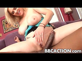 Katie kox vs black cock