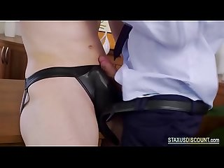 Cute Twink Fucked Until Cumshot