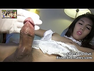 Kendra from the Philippines wakes up horny with a hard cock full of cum