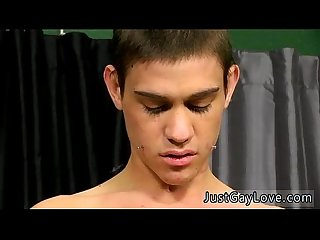 Bodybuilding boys gay sex Joey Tiger is smallish and cute, and horny