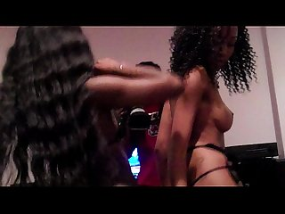 Stripping ebony babe young dread porn audition behind the scenes 53 of 75