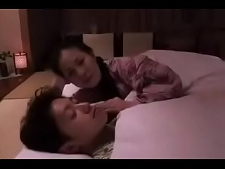 Japanese Milf Needs A Fuck from Son