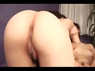 Japanese lesbians make each other cum and squirt super hot