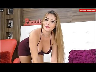 Pamelajay sensual dance and big ass latina
