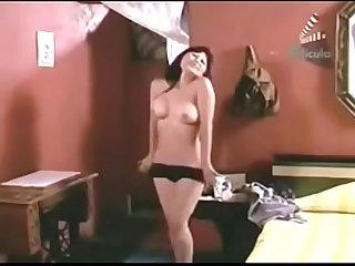 Vintage la portera ardiente