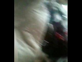 Girl tapes her self masterbating