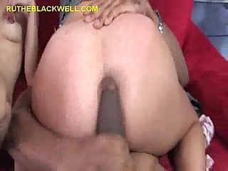 Helping Friend to be Black cock Slut