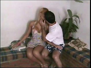 Transsexual brazilian milena ravache