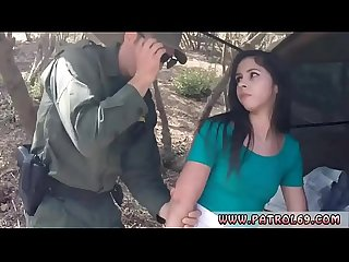Police partner S daughter and agent movie border hopping latina