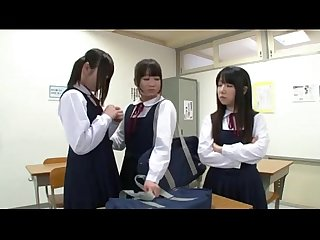 Lesbian Schoolgirl Battle (1 of 3 censored) Upornia.com