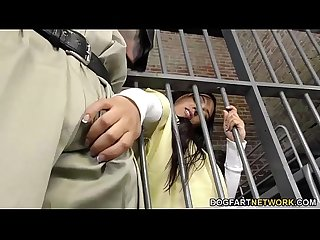 Ebony Priya Price enjoys threesome in prison