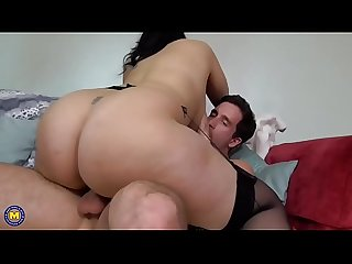 Xxl hairy woman from 69cams period club fucked hard