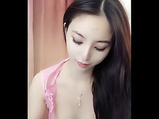 Very beautiful chinese model ! Nude show on cam ! Part 1