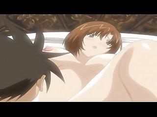 Petite Hentai Maid Threesome