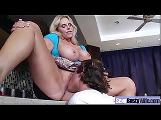 Busty Horny Wife (karen fisher) Love Hard Sex On Tape video-16
