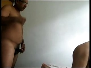 1614911 Bear daddy fucks guy