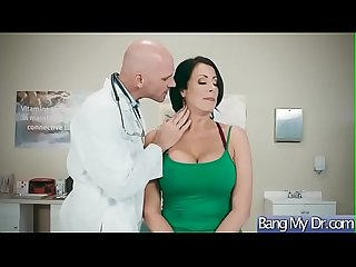 (Reagan Foxx) Horny Patient Get Hard Sex From Doctor vid-24