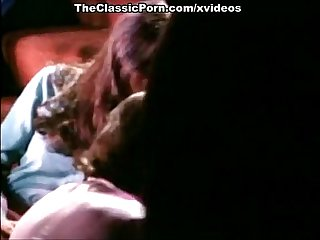 Annette haven comma c period j period laing comma constance money in classic porn video