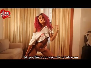 Luna Corazon Used Panties