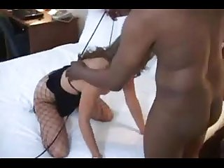 Bbc from milfhoookup com creampies slut wife and cuck hubby cleans up after