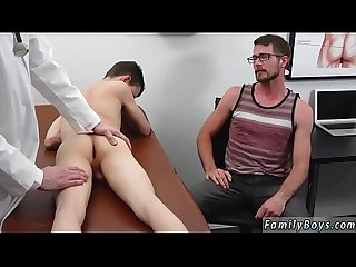 Young boy cum mpegs gay Doctor's Office Visit