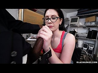 Norah Gold Takes On An Anaconda on BlackLoads.com (blk15313)