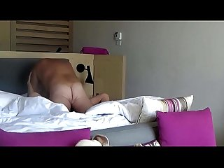 Wife fucked by much older man on vacation