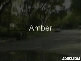 Driving miss Amber