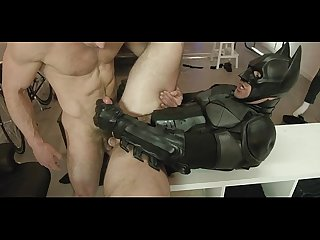 Batman v superman gay parody part 2 completo www pornogayon com