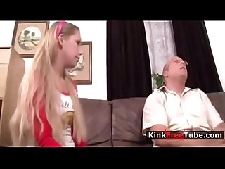 Curious daughter fucked kinkfreetube com