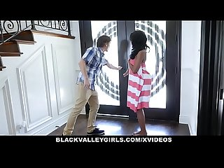 blackvalleygirls - Peeping Tom follada por lindo negro Adolescente