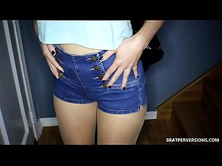 Fit hairy babe pantyhose tease and denial xvideos9