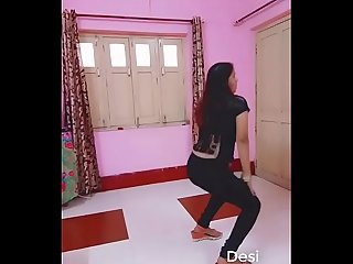 Indian Girlfiriend Dance for Boyfriend